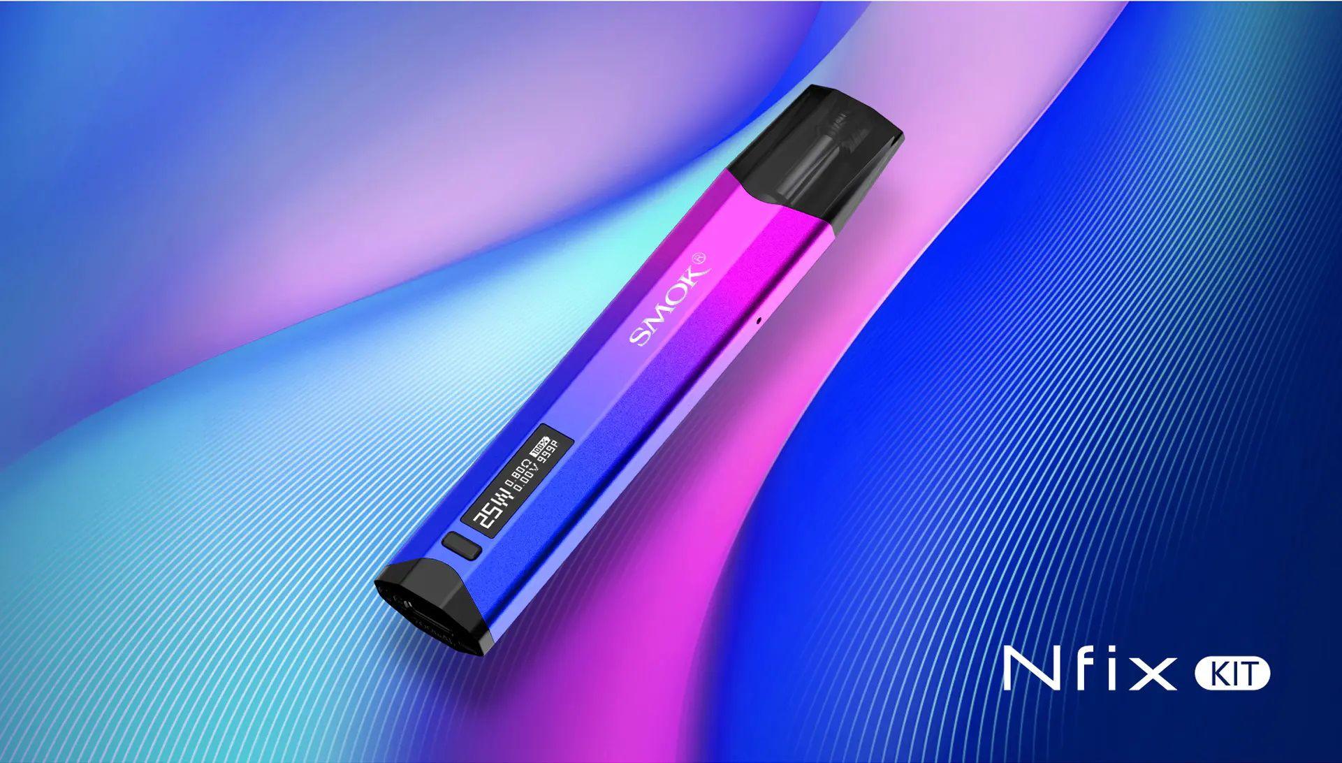 Smok Nfix Pod Kit - available from Mighty Vape