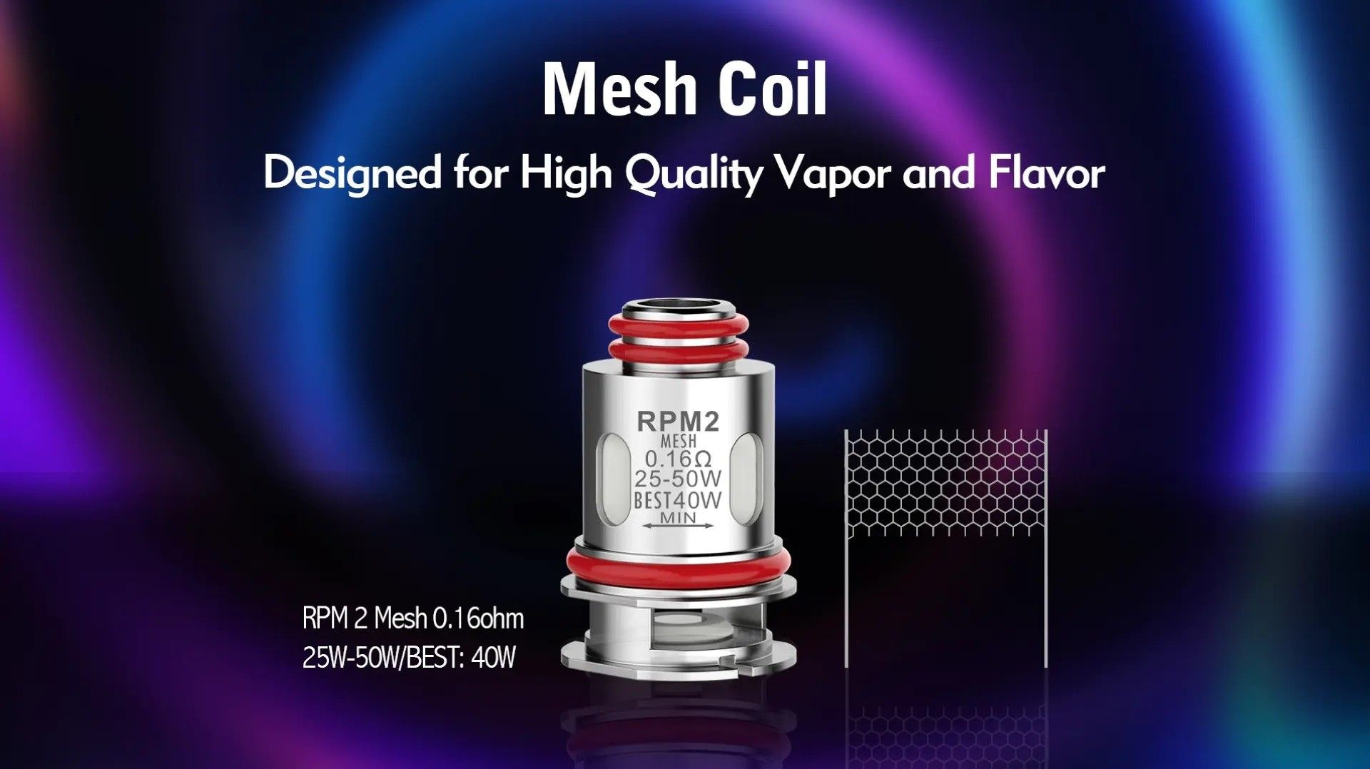 Smok IPX 80 RPM-2 RPM 2 Coil