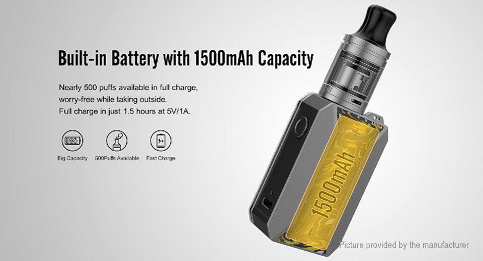 Voopoo-drag-baby-trio-mod-device-battery-power-capacity