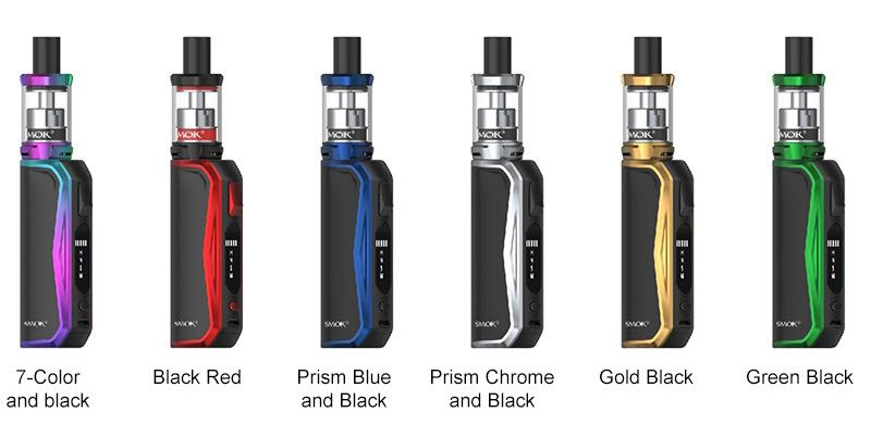 smok priv n19 available colours