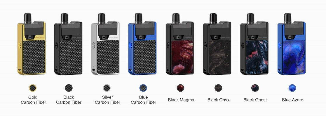 Geekvape Frenzy Choice of Colours
