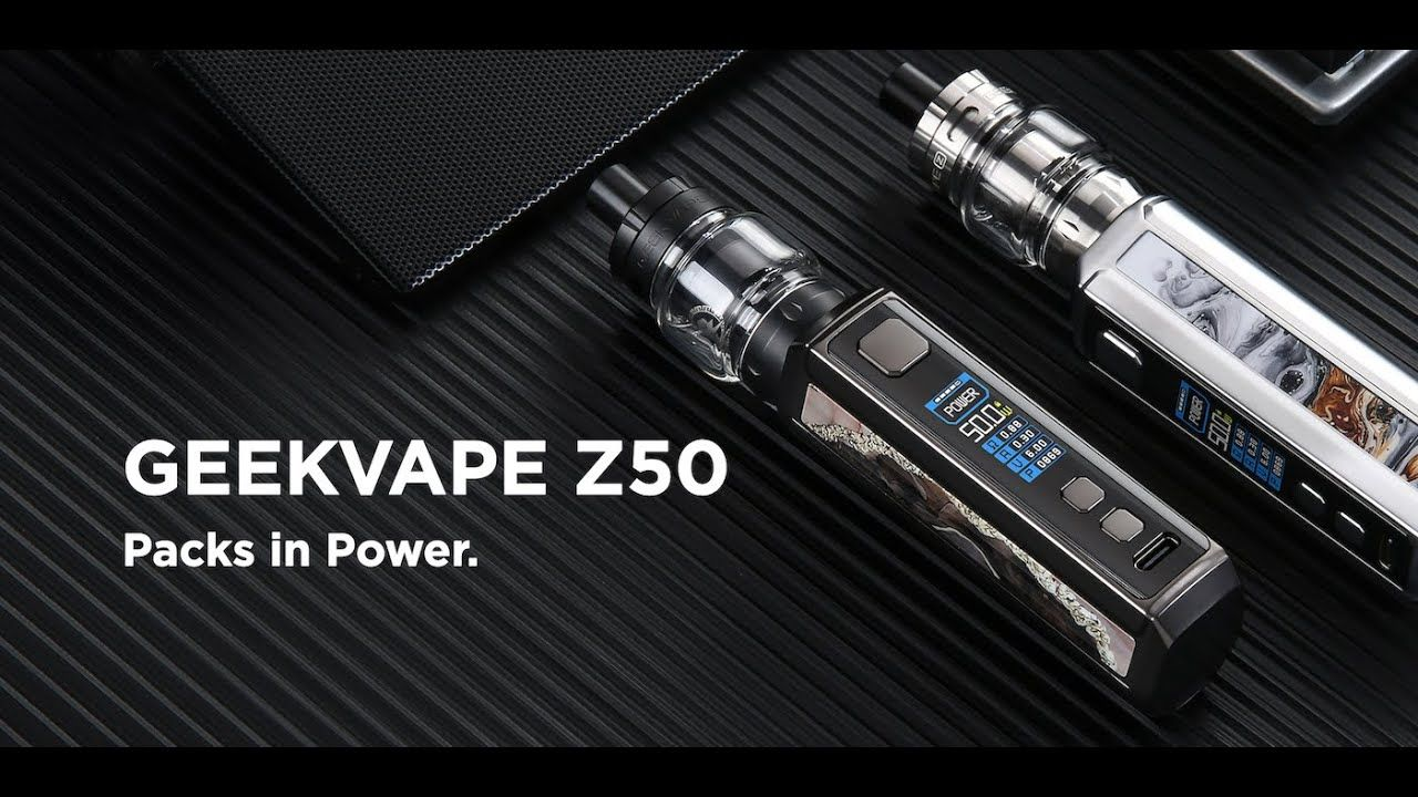 Geekvape Z50 Zeus Nano Tank Kit