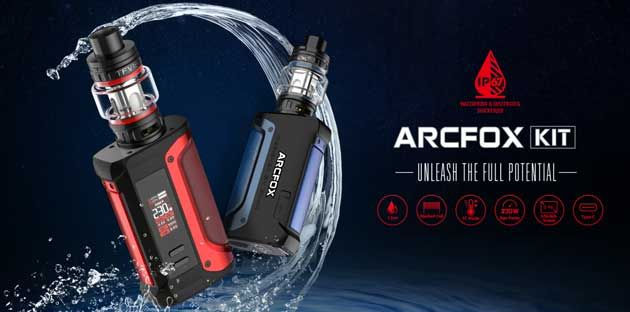 Smok Arcfox Kit Banner Device