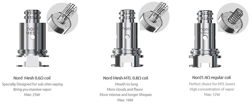 Smok Vape Pen Nord 19 Tank